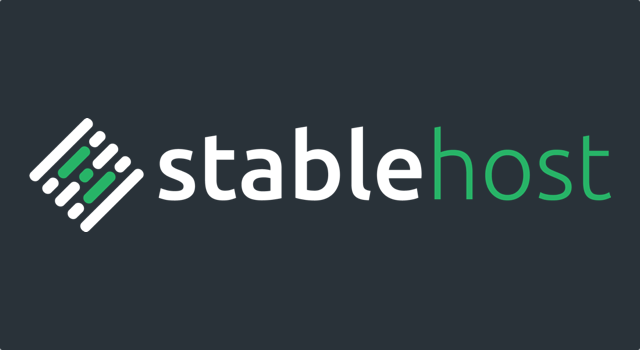 StableHost Coupon Codes August 2019 - Up to 50% Recurring