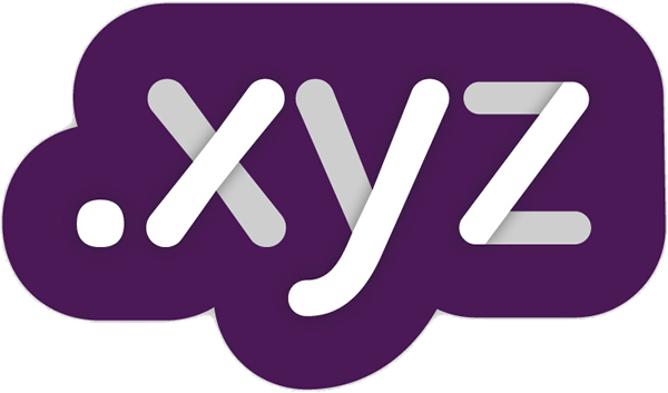 .XYZ domain logo