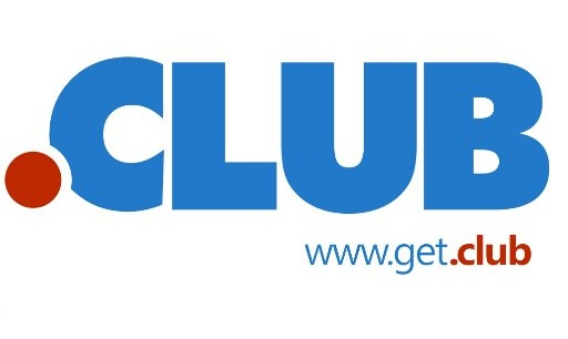 .CLUB Domain Logo