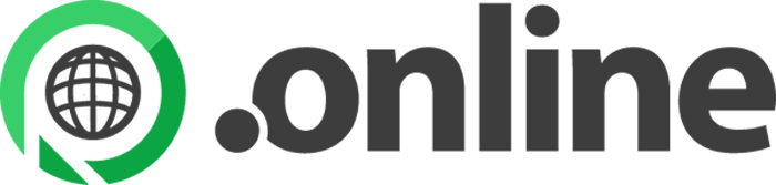 .ONLINE domain logo