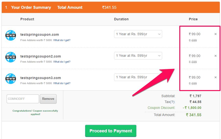 Bigrock 99 domain coupon code