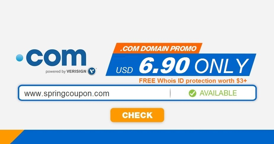 Whois com coupon code